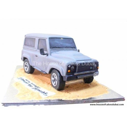 land rover cake 7