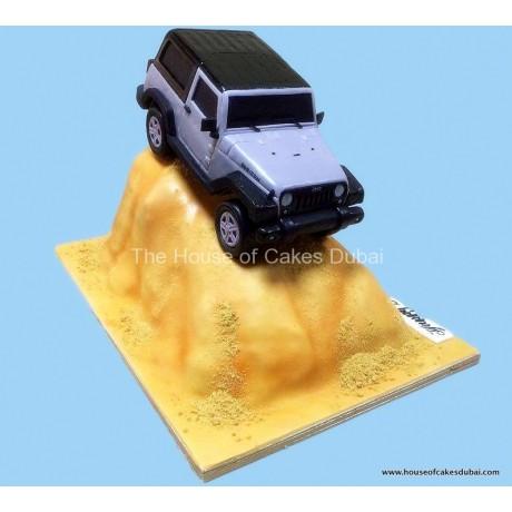 dune bashing cake 7