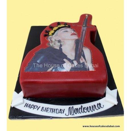 Cake Madona 2
