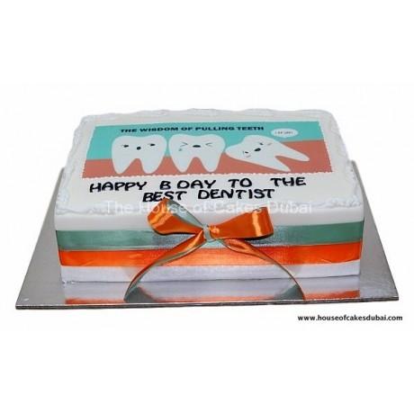 dentist cake 6 6