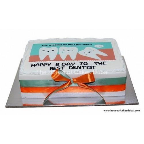 dentist cake 6 7
