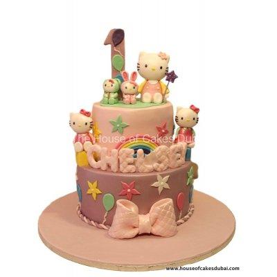 Hello Kitty Cake 28