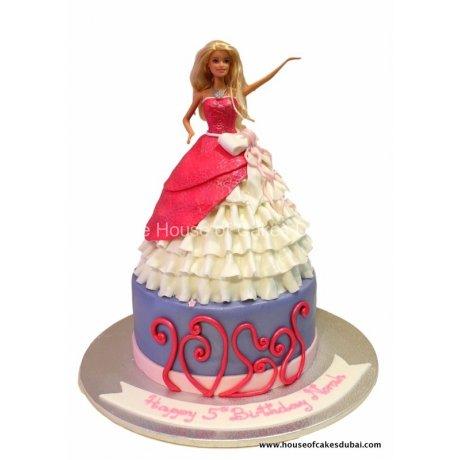 barbie cake 19 13