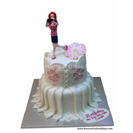 Cake Sarah 3
