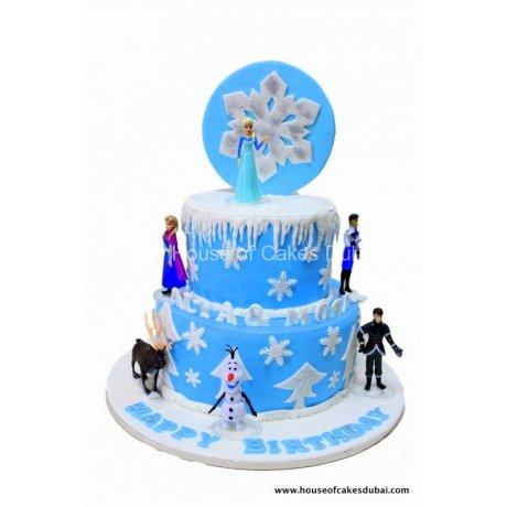 Frozen cake 21