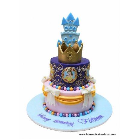 disney princesses cake 20 6