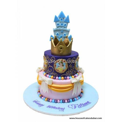 disney princesses cake 20 8