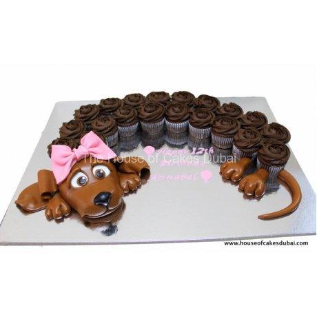 cute cupcakes dog 6