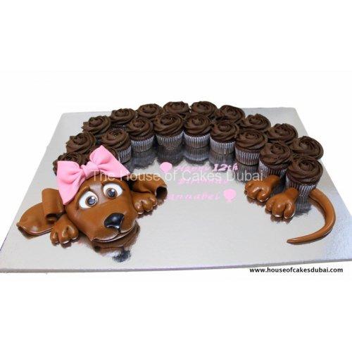 cute cupcakes dog 7