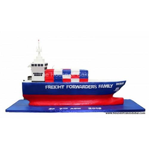 freight forwards ship cake 7