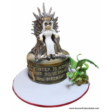 game of thrones cake 5 6