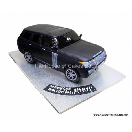 range rover cake 3 6