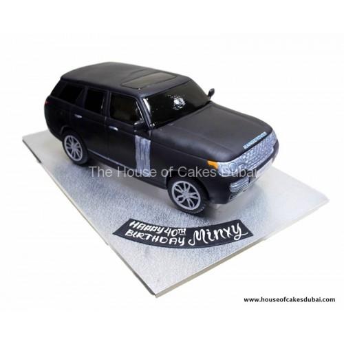 range rover cake 3 9