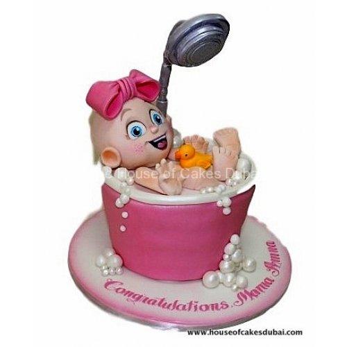 baby shower cake 25 7
