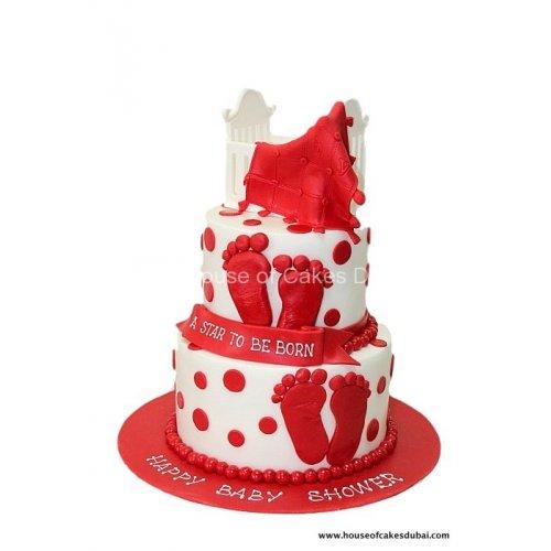 baby shower cake 26 7