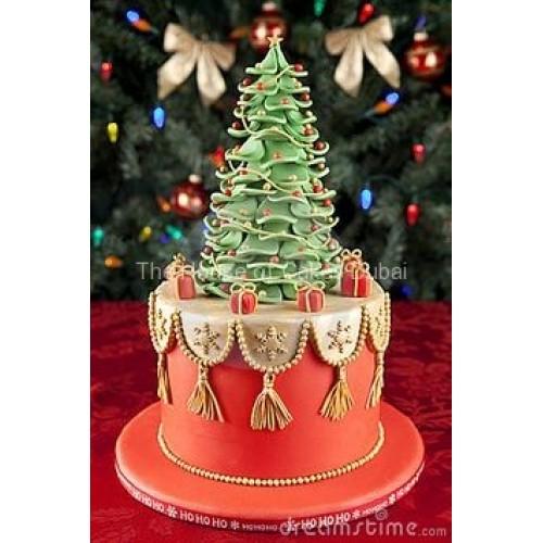 Festive season cake