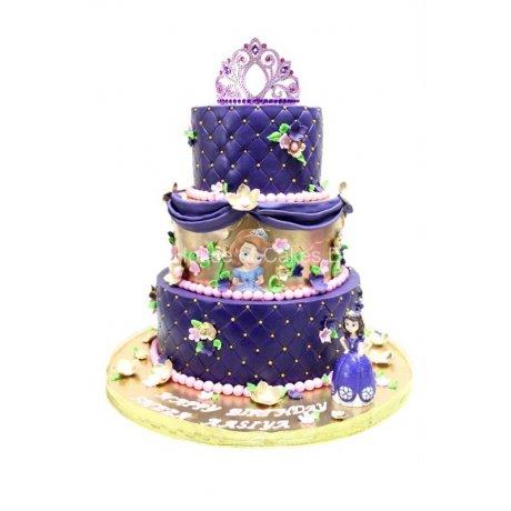 princess sofia cake 11 6