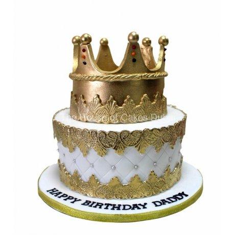 crown cake 22 6