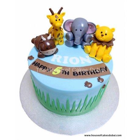 baby animals cake 2 7