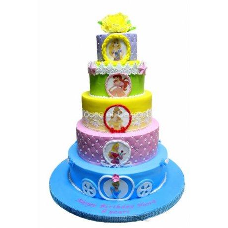 disney princesses cake 19 6