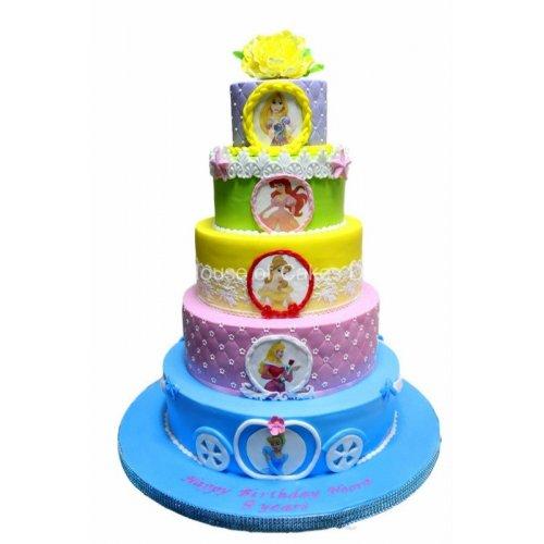 disney princesses cake 19 8