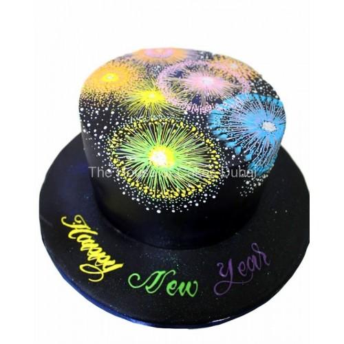 new year's cake 2 7