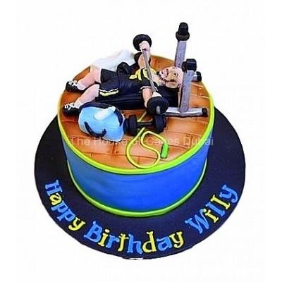 Fitness cake 4