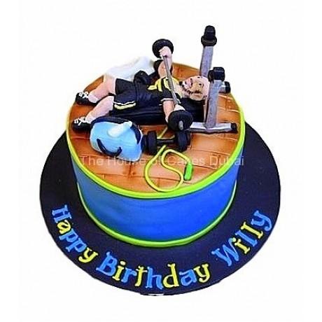fitness cake 4 6