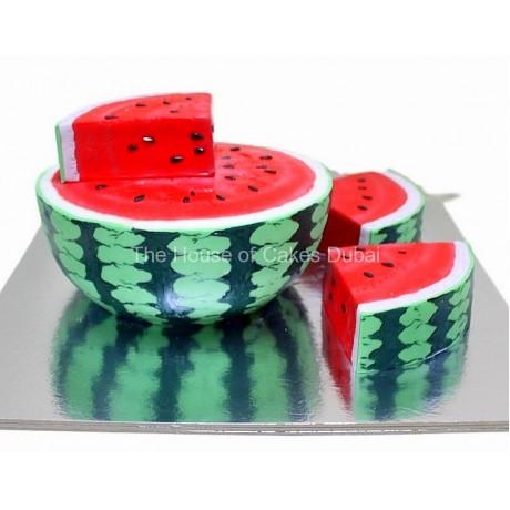 watermelon cake 6
