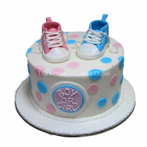 gender reveal cake 3 11