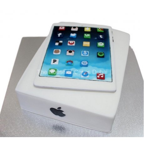 apple ipad air cake 6
