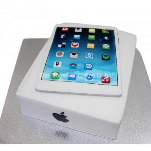 apple ipad air cake 9