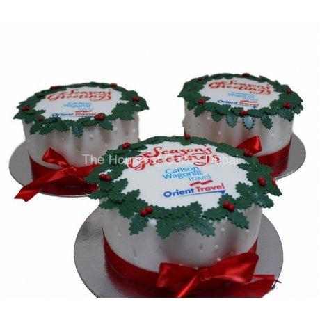 christmas corporate cakes 2 6