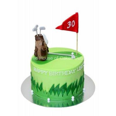 Golf Cake 8