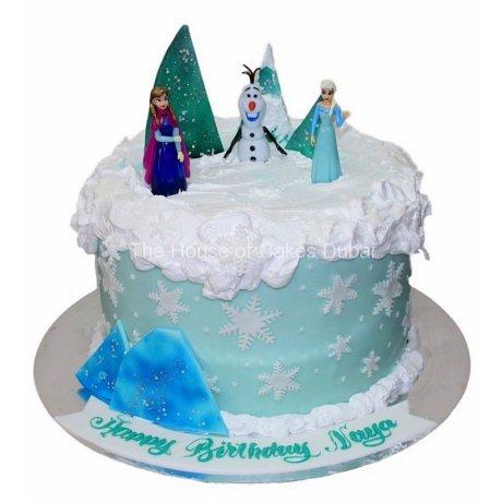 Frozen Cake 35
