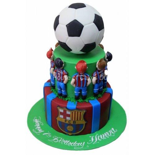 barcelona cake 17 7