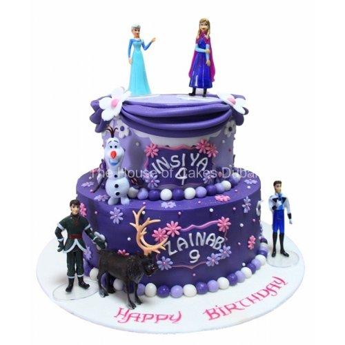 Frozen Cake 36