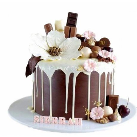 dripping fantasy cake 2 7