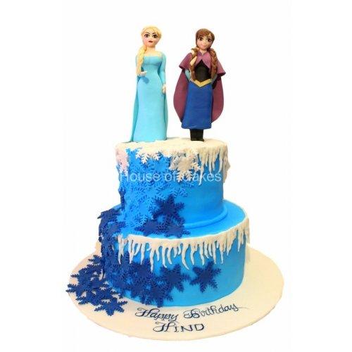 frozen cake 14 10