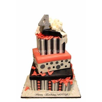Movida's 4th birthday Cake