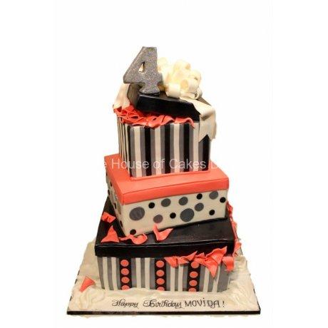 movida's 4th birthday cake 6