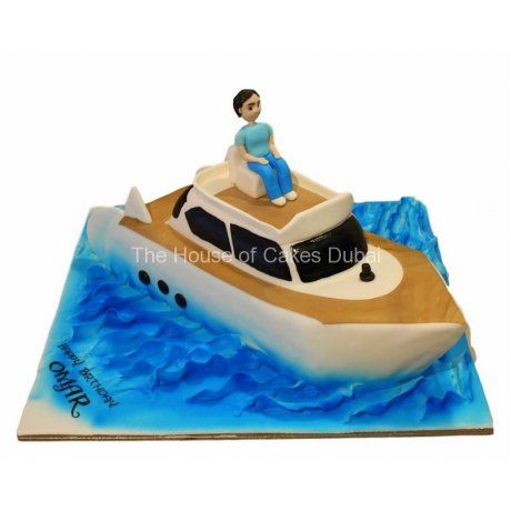 yacht cake 4 6