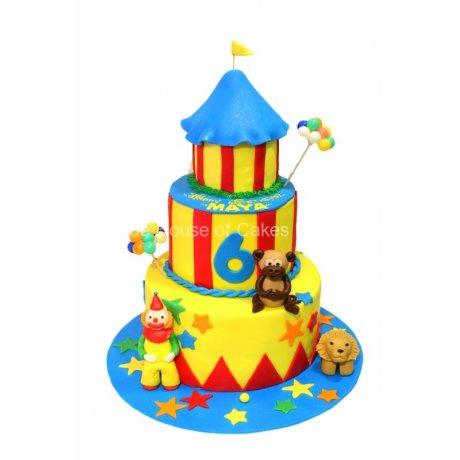cake circus 6