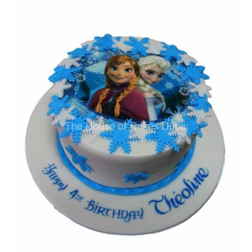 frozen cake 18 9