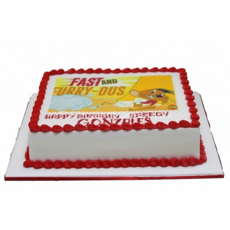 fast and furry-ous cake 6