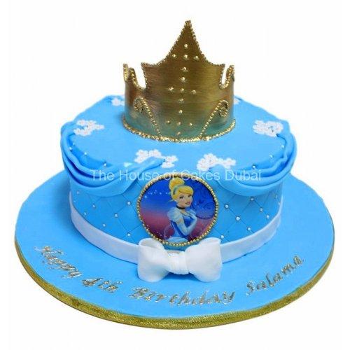 cinderella cake 10 8