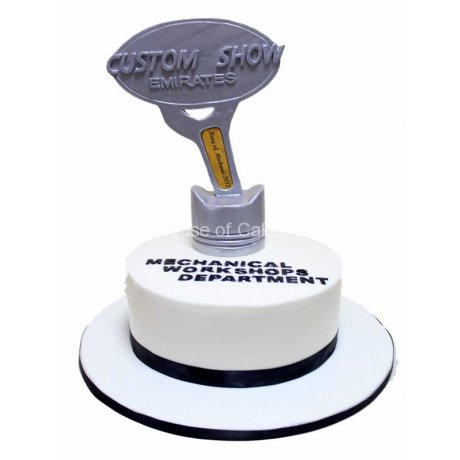 custom show cake 6