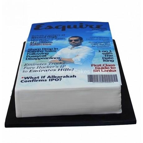 esquire magazine cake 6