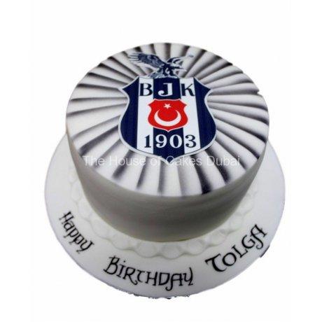 Besiktas cake