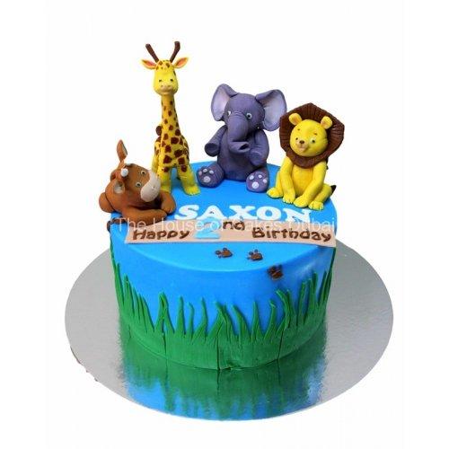baby animals cake 2 8